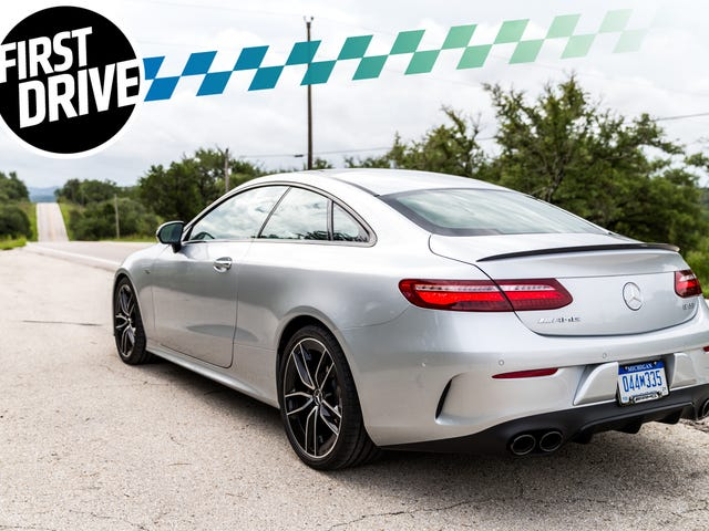 The 2019 Mercedes-AMG E53 Packs a Turbo Inline-Six That'll Make You Love Electricity