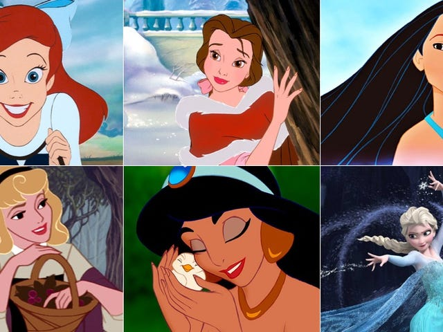 Statistically, at Least 2 Disney Princesses Have Had Abortions