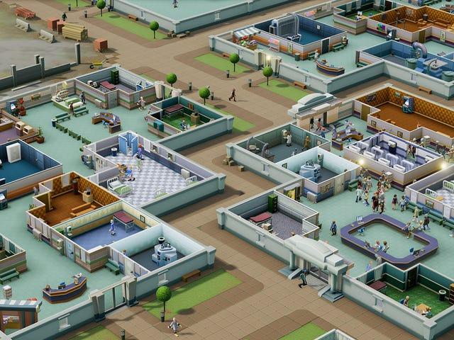 <i>Two Point Hospital</i> для лікування хвороби Я.