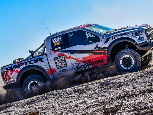 The V6 Ford Raptor May Have Finally Proved Itself To Off-Road Fans