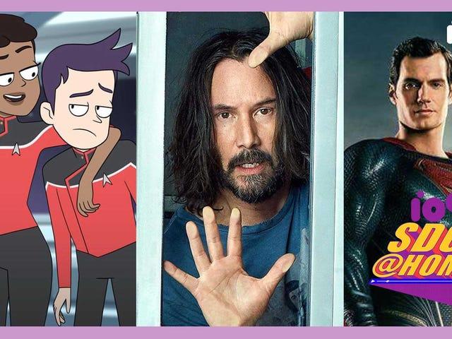 Los 5 ganadores (y 3 perdedores) de San Diego Comic-Con 2020 (en casa)