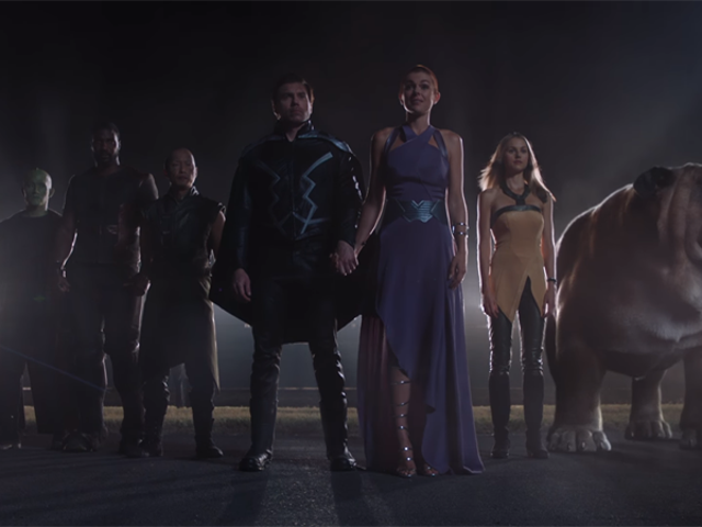 Everything That Happened in Inhumans, for Those of You Who Wisely Stopped Watching After the Premiere