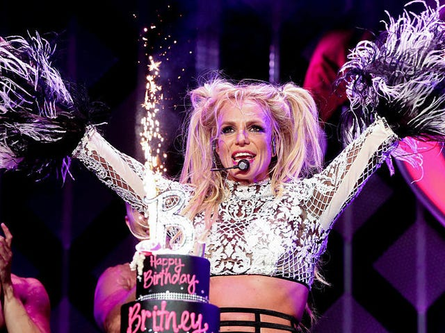 Britney Spears Might Be Moving Closer to Freedom
