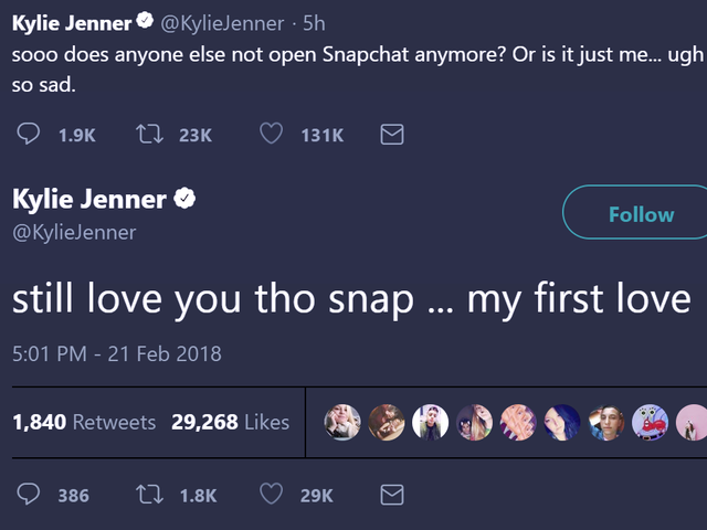 Uh Oh, Snap