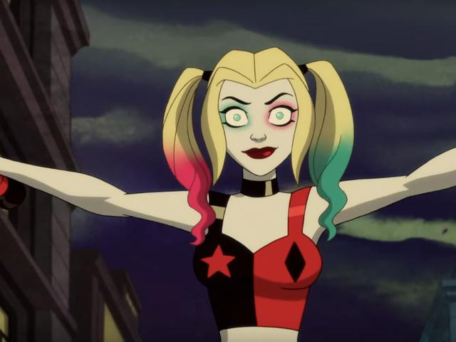Harley Quinn recruits some villainous sidekicks in a very profane trailer