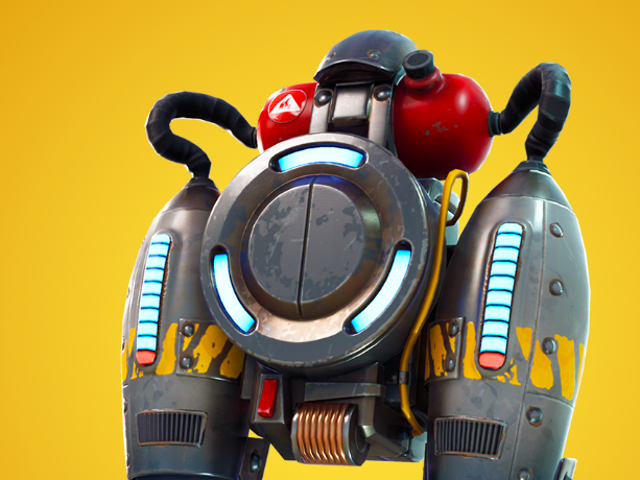 Fortnite's Jetpacks Are Live, Here's How They Work