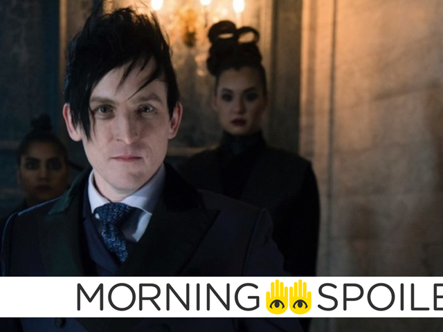 <i>Gotham</i> Set Pictures Tease a Delightful Comic Costume Upgrade for 2 Villains