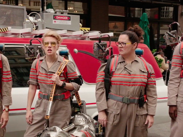 Don't Get Your Hopes Up for a Ghostbusters Sequel