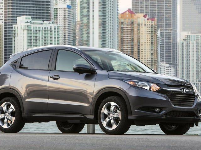 El 2019 Honda HR-V Su Perdiendo Es Opción de caja de cambios manual;  Sí, en realidad tenía uno