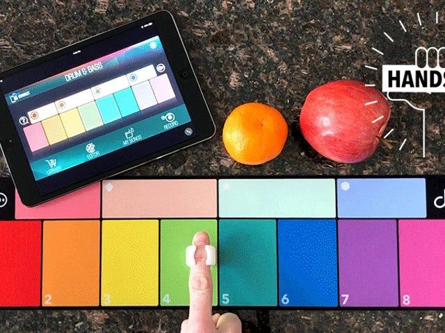 Sphero's Sensor Ring Turns Everything Into an Instrument For Fidgety Finger Tappers