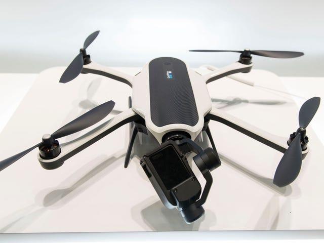 Todo lo que necesitas saber sobre el fallo de GPS que ha dejado en tierra a los drones GoPro