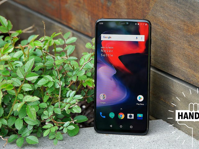 The OnePlus 6 Looks Like the Beautiful Budget Baby of the S9 and iPhone X
