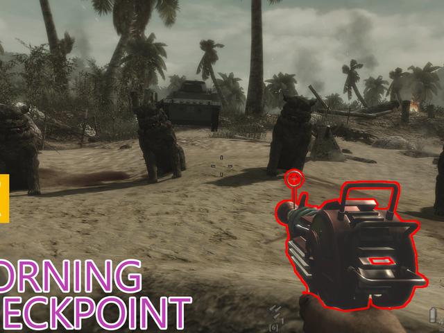 Call of Duty World Pada Perang Ray Gun Rahsia Meronot Untuk Penguji QA