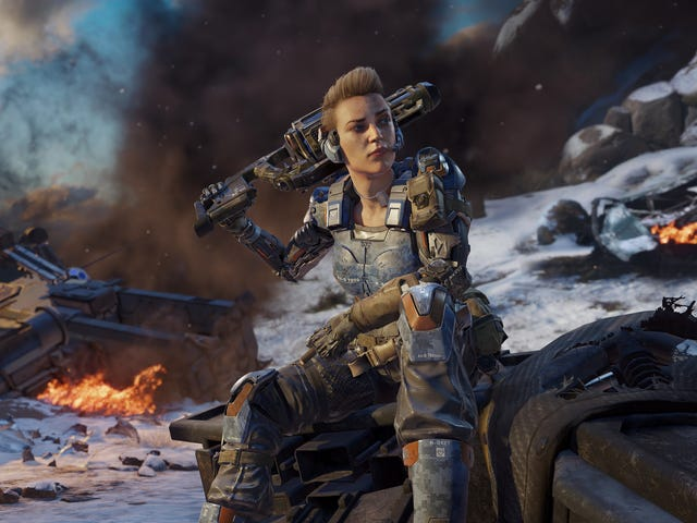 The Next Call of Duty Is Almost Certainly Black Ops IIII [UPDATE: Yes, That's The Logo]