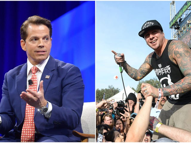 The Mooch and POD's singer are also readily available to help you break up with your boyfriend on Cameo