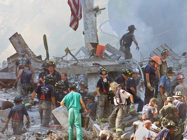 Spor Bizi İyileştirmez. 11 Eylül'de olmadı ve şimdi olmayacak. Sana Farklı Söyleyenleri Dinleme