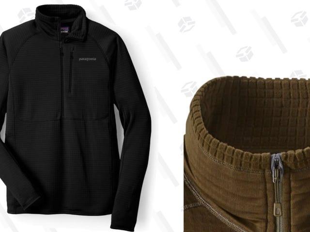Der beliebte R1-Pullover von Patagonia ist die perfekte Übergangsschicht für den Frühling. Jetzt 40 US-Dollar günstiger