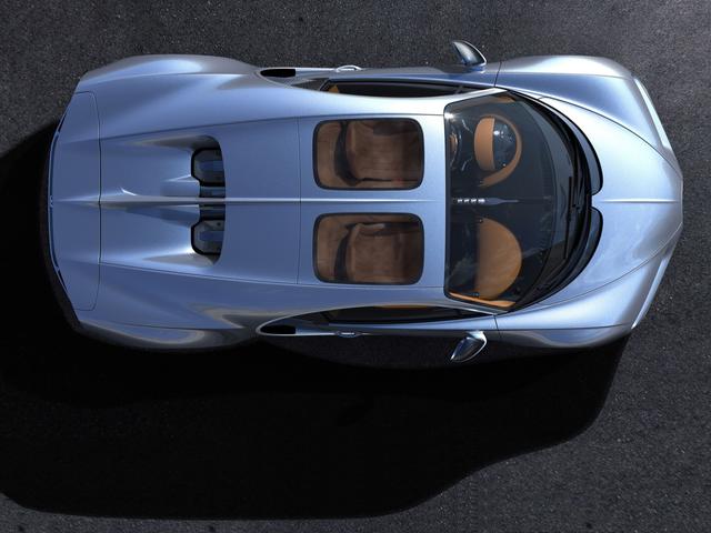 En Tu, Bugatti?