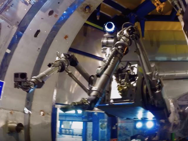 These Cute Robots Fix Problems In Nuclear Reactors