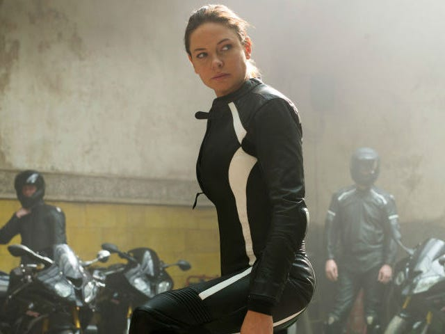 <i>Mission: Impossible</i>'sRebecca Ferguson Is Heading to Mars, But She's Not Coming Back Alone