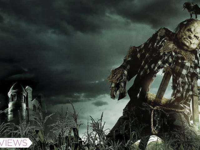 Despite Some Cool-Ass Monsters, Scary Stories to Tell in the Dark Offers Only Fleeting Frights