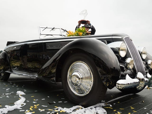 How A Pebble Beach Judge Chooses The Best Car In The Entire Show