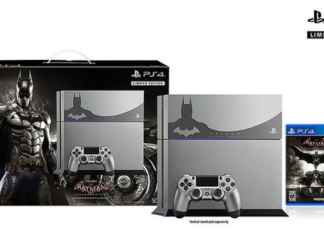 Batman Arkham Knight Édition limitée PS4 annoncé - Mise à jour