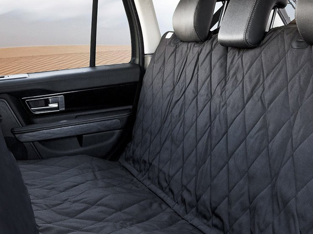 Turn Your Back Seat Into A Pet-Friendly Place With This $18 Seat Cover