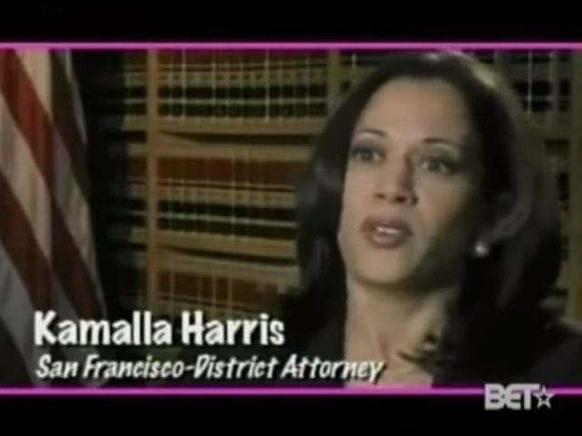 Revisiting That Time Kamala Harris Was in a Reality Show About Lil' Kim Going to Prison