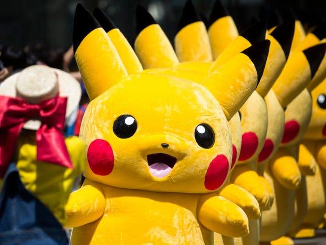 De nieuwste <i>PokémonGo</i> uitdaging is letterlijk afval ophalen