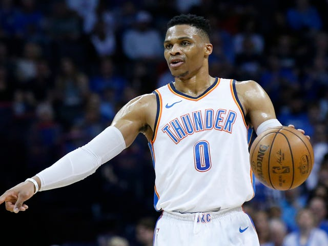 "Thunder Call Out Announcer For Saying Russell Westbrook Was ""Out Of His Cotton-Pickin' Mind"""