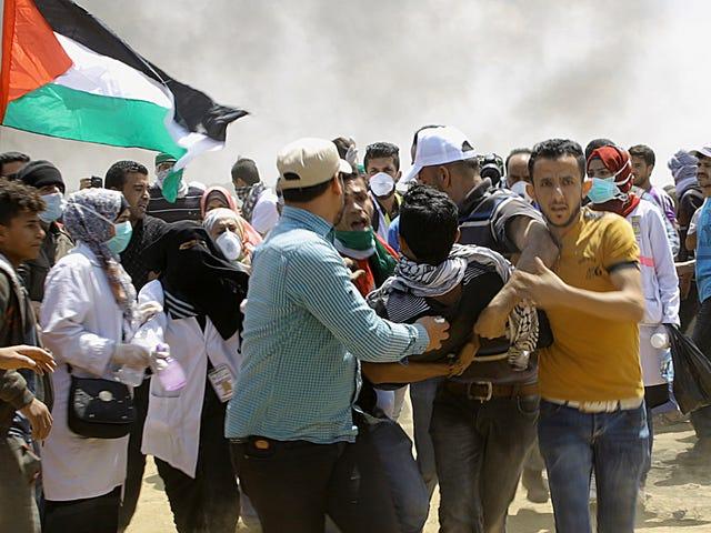 Trump Kata 'Harapan Terbesar Kita Untuk Damai' Sedang Gaza Burns