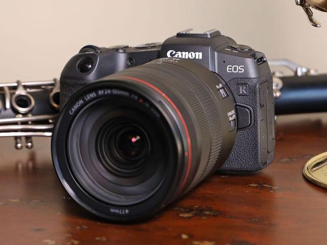 Die EOS R5 könnte die spiegellose High-End-Kamera sein, auf die Canon-Fans gewartet haben