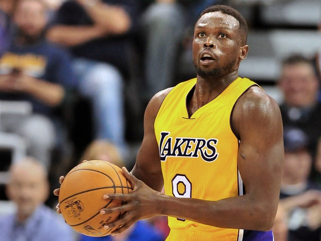 The Lakers Will Free Themselves From The Curse Of Luol Deng
