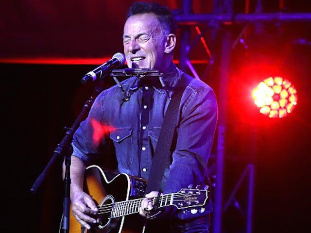Bruce Springsteen está agendado para se apresentar no último rally de Hillary Clinton