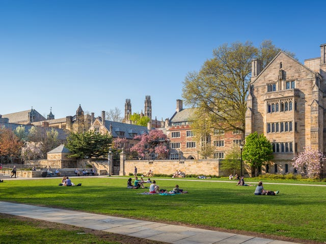 A Black Yale Student Took a Nap in a Dorm Common Room. A White Classmate Called the Cops on Her [Updated]