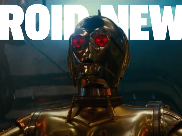 Important End-Of-Year Droid Updates For The Mandalorian And Rise Of Skywalker