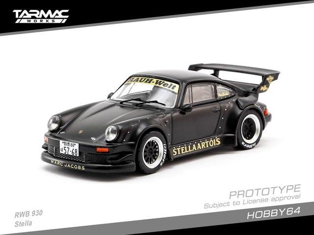 Hot Wheels Would Never Make This: Tarmac Works RWB Porsche 930 Stella
