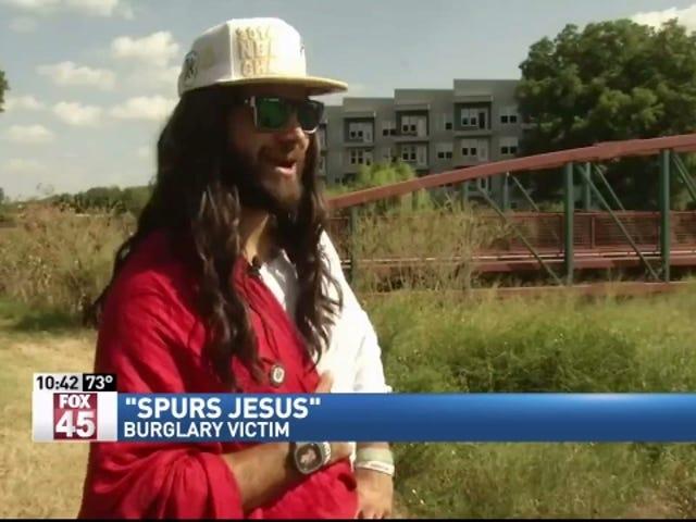Birisi Spurs İsa ile Fucked
