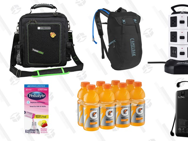 All the Gear You That Should Be In Your Con Season Survival Kit