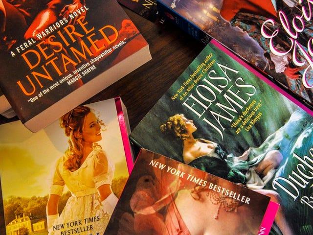 AI gera títulos de romances românticos e hilariantes