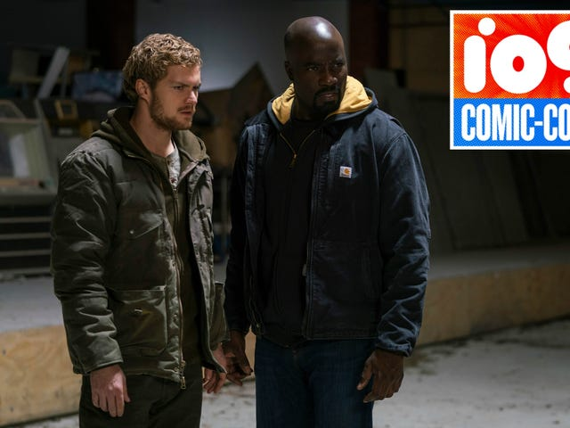 Why Iron Fist and Luke Cage Clash at the Beginning of The Defenders