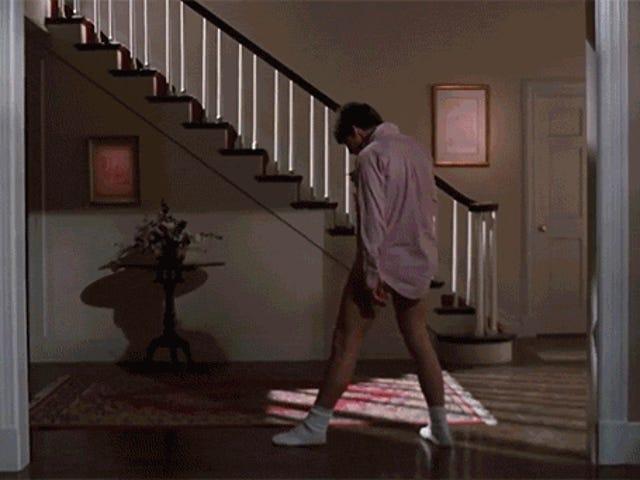 Ha kul att titta på den här videon av människor som dansar i filmer från 80-talet