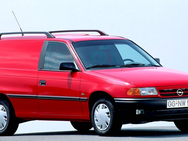 Opel Astravan