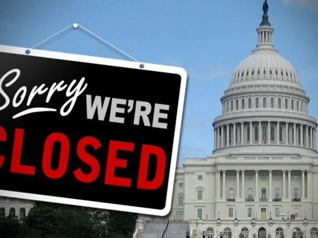 Shutdown, Shutdown, Shutdown!