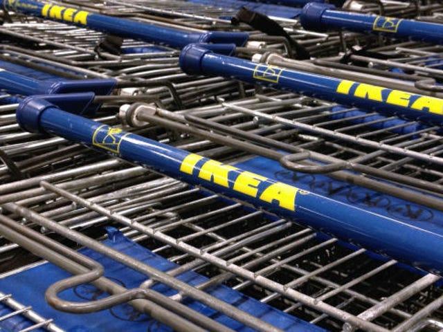 IKEA kêu gọi Gates về An toàn cho trẻ em