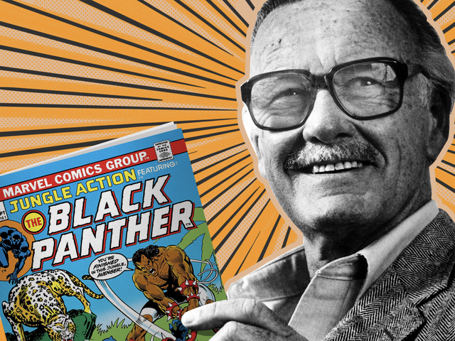 How Stan Lee, Creator of Black Panther, Taught a Generation of Black Nerds About Race, Art and Activism