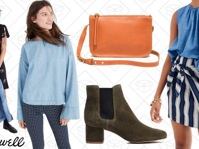 Madewell Is Taking an Extra 30% Off Their Entire Sale Section
