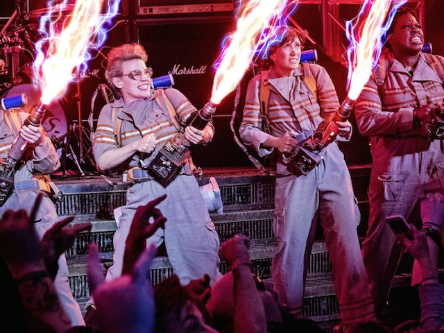 Ghostbusters Brought in $45 Million This Weekend, Which Is Either Great or Not So Great
