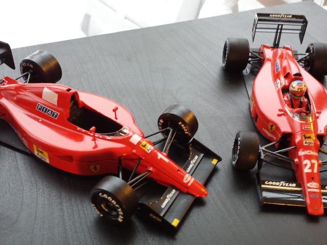 Ferrari Duo